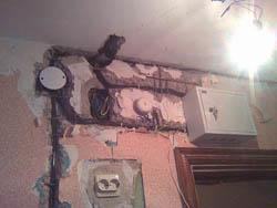 Замена электропроводки в Краснокамске