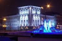 освещение фасадов в Краснокамске