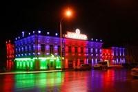 Наружное освещение: архитектурное освещение зданий и фасадов в г.Краснокамск