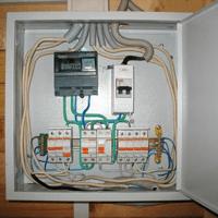 Монтаж, установка, замена, ремонт электрического щитка в Краснокамске. Ремонт электрощита Краснокамск. Индивидуальный квартирный электрощит в Краснокамске