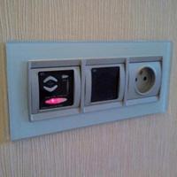 Монтаж, ремонт, замена розеток Краснокамск